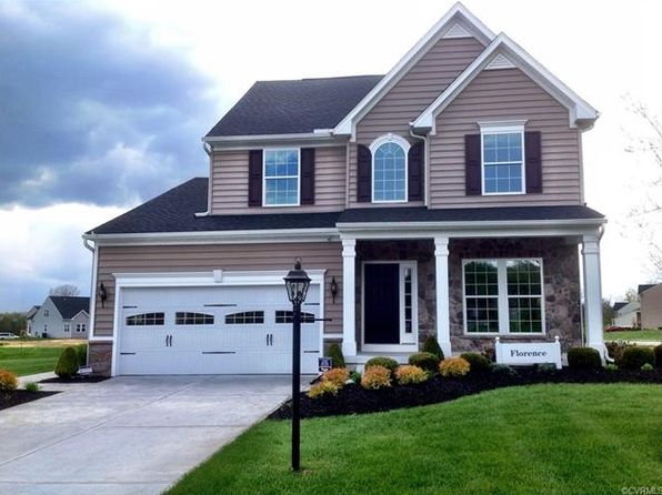 3 bed 2.1 bath Single Family at 7922 Arbor Ponds Ter New Kent, VA, 23124 is for sale at 232k - google static map