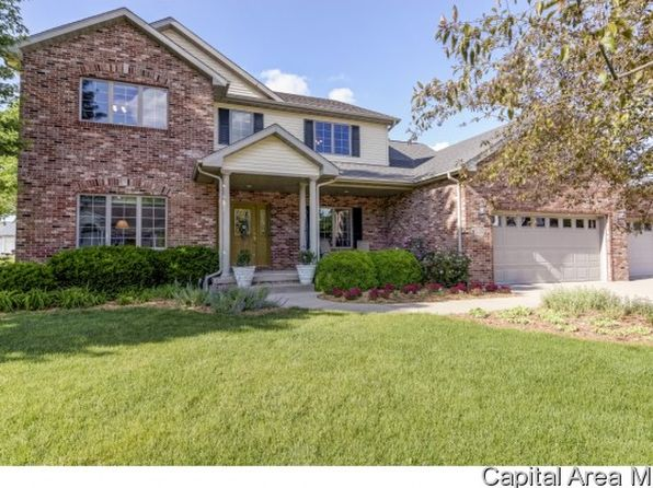 4 bed 4 bath Single Family at 2129 Lake Crest Dr Springfield, IL, 62712 is for sale at 299k - 1 of 25