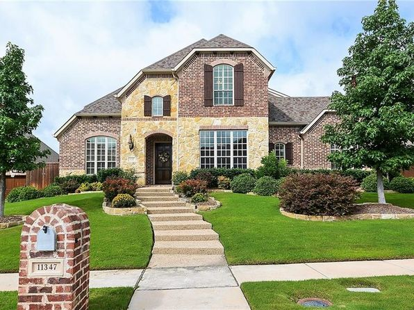 5 bed 5 bath Single Family at 11347 Frontier Dr Frisco, TX, 75033 is for sale at 695k - 1 of 29