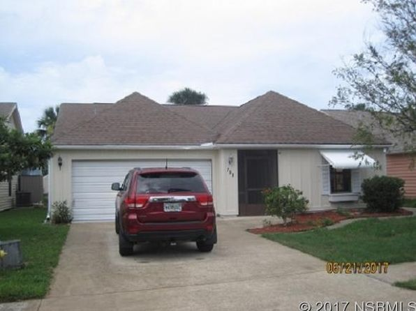 2 bed 2 bath Single Family at 758 Pine Shores Cir New Smyrna Beach, FL, 32168 is for sale at 164k - 1 of 10