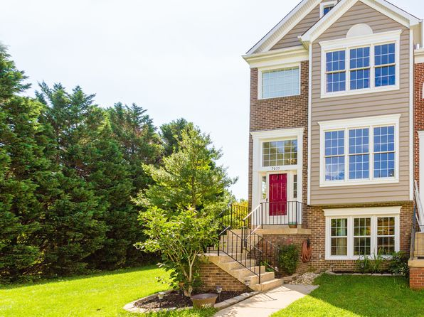 4 bed 4 bath Townhouse at 7035 Chesley Search Way Alexandria, VA, 22315 is for sale at 499k - 1 of 24