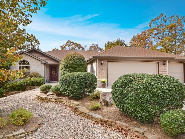 4 bed 3 bath Single Family at 14 SUNART LN BELLA VISTA, AR, 72715 is for sale at 275k - 1 of 30