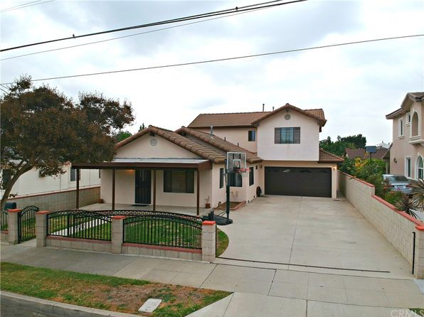 4 bed 2 bath Single Family at 1015 Walnut St San Gabriel, CA, 91776 is for sale at 755k - 1 of 22
