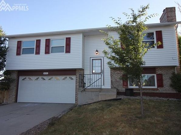 3 bed 2 bath Single Family at 855 Hoosier Dr Colorado Springs, CO, 80916 is for sale at 210k - 1 of 23