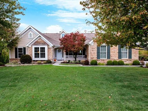 4 bed 3 bath Single Family at 5715 Westchester Meadow Dr Weldon Spring, MO, 63304 is for sale at 460k - 1 of 39