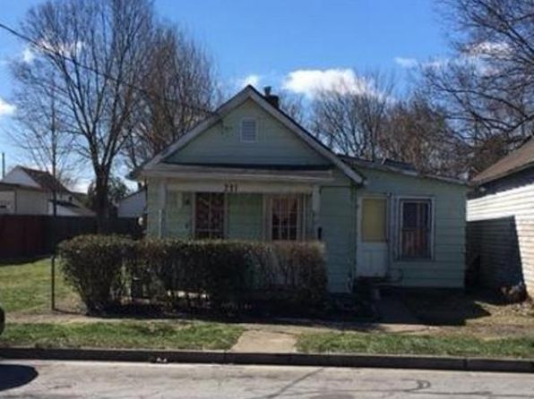 2 bed 1 bath Single Family at 231 E Mill St Circleville, OH, 43113 is for sale at 19k - google static map