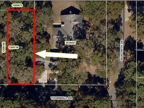 null bed null bath Vacant Land at  Thornhill Dr Mount Plymouth, FL, 32776 is for sale at 11k - google static map