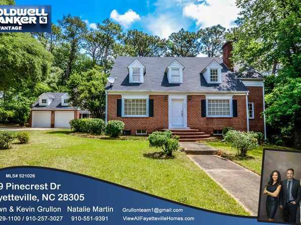 4 bed 3 bath Single Family at 319 Pinecrest Dr Fayetteville, NC, 28305 is for sale at 360k - 1 of 34