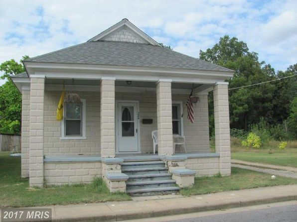 3 bed 1 bath Single Family at 324 E Central Ave Federalsburg, MD, 21632 is for sale at 66k - google static map