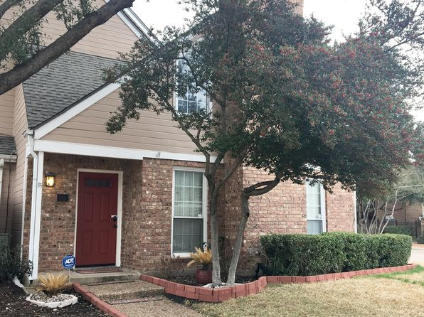2 bed 2 bath Townhouse at 17820 Windflower Way Dallas, TX, 75252 is for sale at 175k - 1 of 9