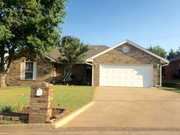 3 bed 2 bath Single Family at 2328 Faith Blvd Shawnee, OK, 74804 is for sale at 148k - 1 of 17
