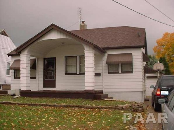 2 bed 1 bath Single Family at 1201 W Macqueen Ave Peoria, IL, 61604 is for sale at 20k - google static map