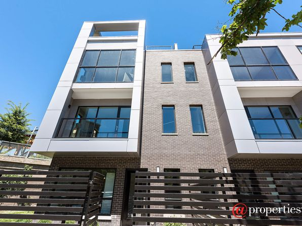 3 bed 4 bath Townhouse at 1755 N Winnebago Ave Chicago, IL, 60647 is for sale at 825k - 1 of 20