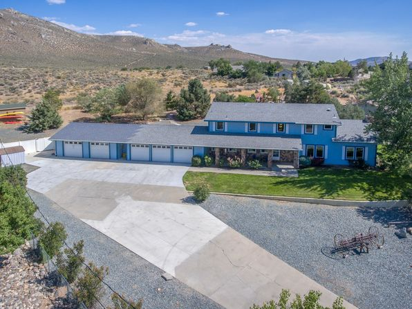 4 bed 3 bath Single Family at 4133 Conte Dr Carson City, NV, 89701 is for sale at 555k - 1 of 10