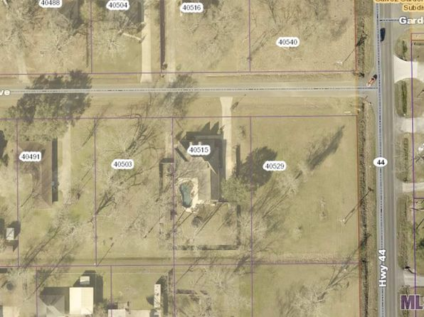 null bed null bath Vacant Land at 40503 SYCAMORE AVE GONZALES, LA, 70737 is for sale at 59k - google static map