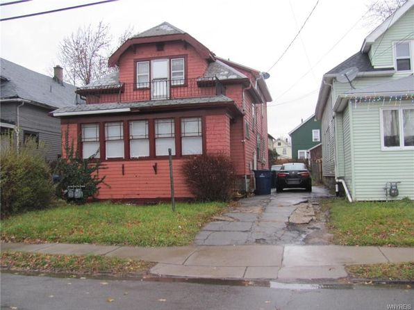 4 bed 2 bath Multi Family at 132 HEWITT AVE BUFFALO, NY, 14215 is for sale at 50k - google static map