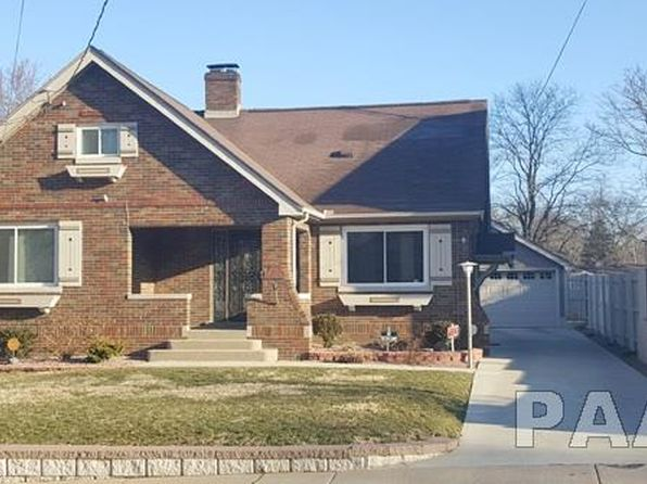 3 bed 3 bath Single Family at 415 W Doubet Ct Peoria, IL, 61604 is for sale at 93k - google static map