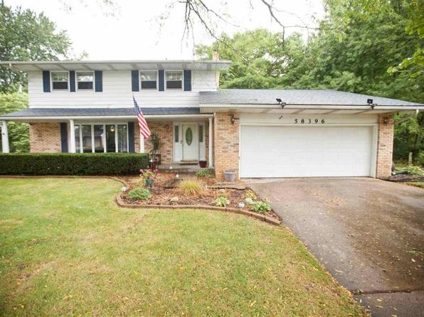4 bed 3 bath Single Family at 58396 Ox Bow Dr Elkhart, IN, 46516 is for sale at 174k - 1 of 22