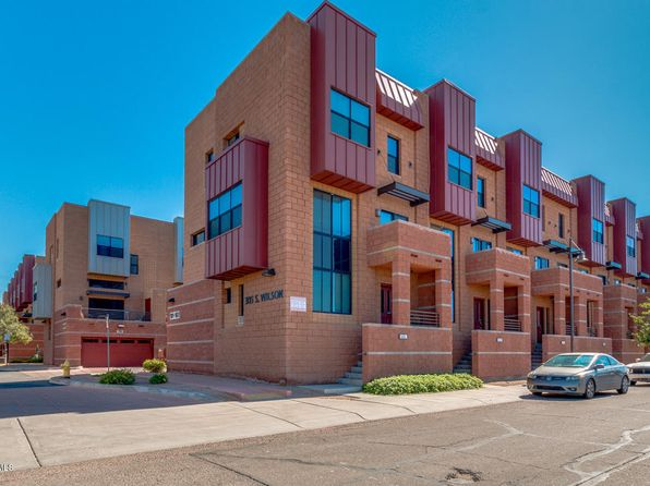 3 bed 3 bath Townhouse at 305 S Wilson St Tempe, AZ, 85281 is for sale at 335k - 1 of 18