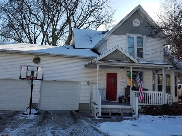 4 bed 4 bath Single Family at 214 Boorman St Waterloo, WI, 53594 is for sale at 215k - 1 of 15