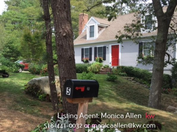 4 bed 2 bath Single Family at 5 Deer Path Cir Brewster, MA, 02631 is for sale at 429k - 1 of 27