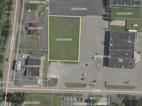 null bed null bath Vacant Land at 1530 Sheridan Dr Lancaster, OH, 43130 is for sale at 105k - google static map
