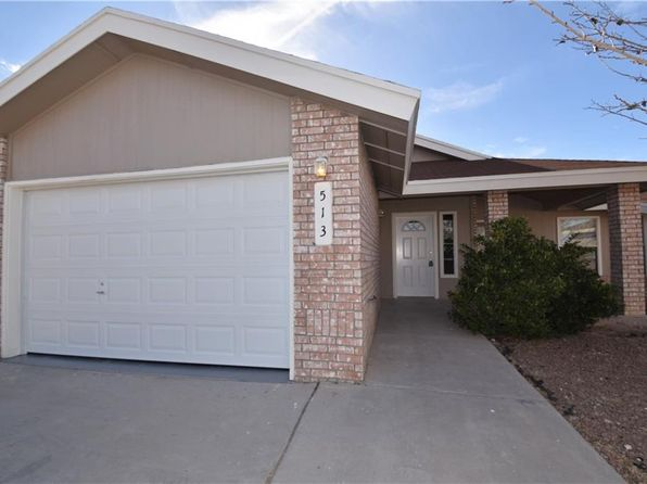 4 bed 2 bath Single Family at 513 Adrian Ct El Paso, TX, 79928 is for sale at 103k - 1 of 11