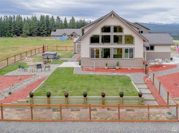 3 bed 2.25 bath Single Family at 351 Dakota Heights Dr Cle Elum, WA, 98922 is for sale at 475k - 1 of 21