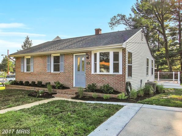 3 bed 1 bath Single Family at 16 Cypress Rd Annapolis, MD, 21403 is for sale at 262k - 1 of 26