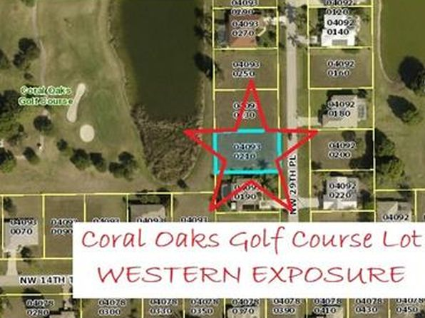 null bed null bath Vacant Land at 1432 NW 29TH PL CAPE CORAL, FL, 33993 is for sale at 40k - google static map