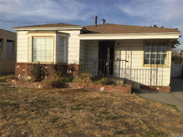 3 bed 2 bath Single Family at 2705 NEBRASKA AVE SOUTH GATE, CA, 90280 is for sale at 399k - 1 of 12