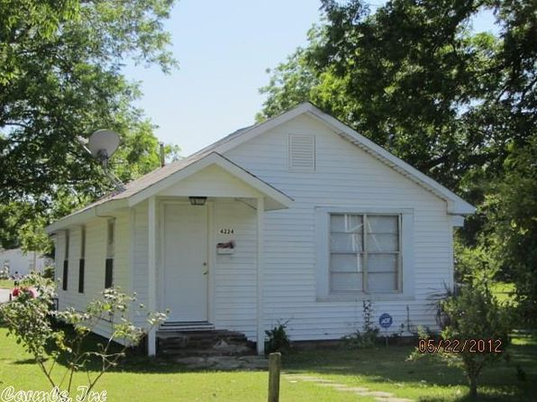 3 bed 1 bath Single Family at 4224 Alma St North Little Rock, AR, 72117 is for sale at 36k - google static map