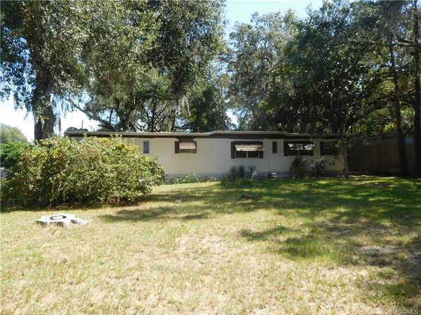2 bed 1 bath Mobile / Manufactured at 3490 E Buffalo Ln Hernando, FL, 34442 is for sale at 30k - 1 of 12