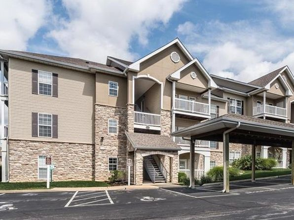 1 bed 1 bath Condo at 111 Scenic Cove Ln Saint Charles, MO, 63303 is for sale at 119k - 1 of 16