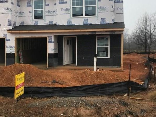 3 bed 3 bath Townhouse at 109 Covington Cove Ct Kernersville, NC, 27284 is for sale at 158k - google static map