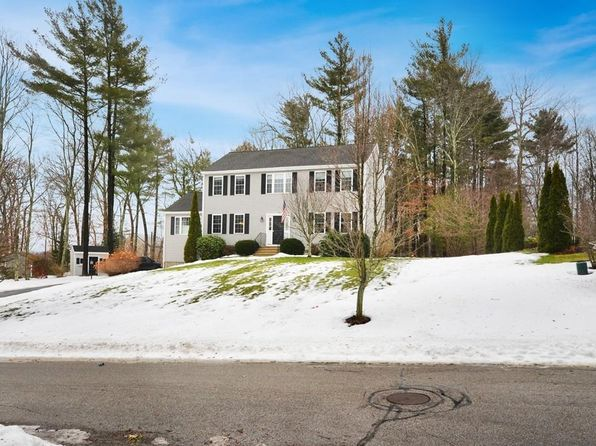 4 bed 3 bath Single Family at 45 Kennedy Cir Northbridge, MA, 01534 is for sale at 435k - 1 of 30