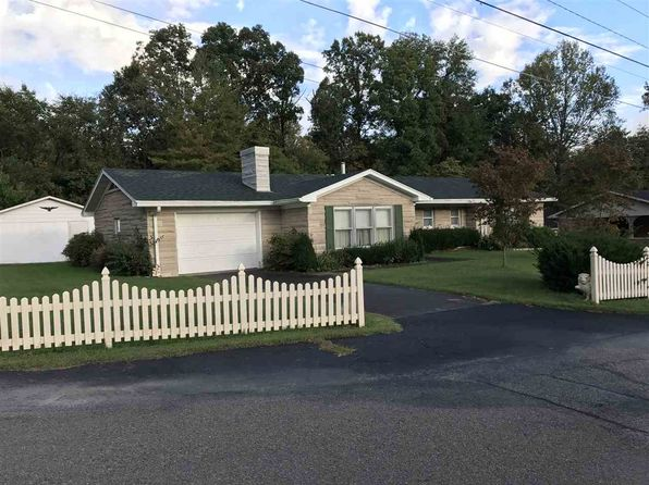 3 bed 3 bath Single Family at 1648 20th St Tell City, IN, 47586 is for sale at 140k - 1 of 15