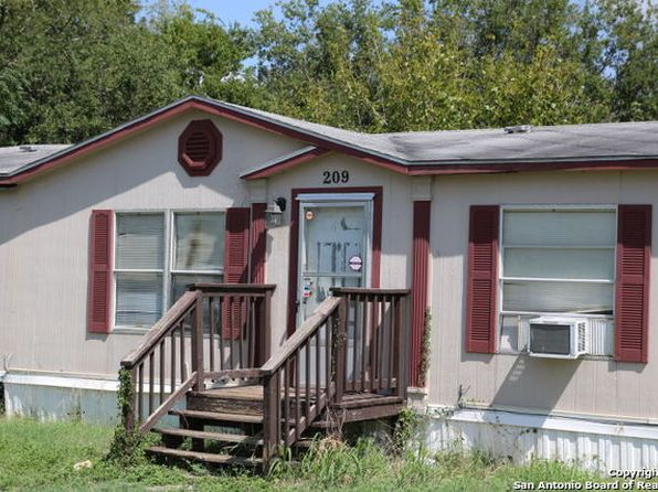 3 bed 2 bath Mobile / Manufactured at 209 County Road 5720 Castroville, TX, 78009 is for sale at 75k - 1 of 24