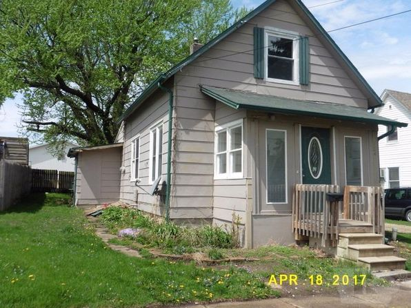 3 bed 2 bath Single Family at 124 N Park St Osceola, IA, 50213 is for sale at 57k - 1 of 7