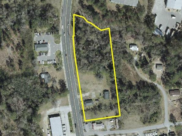 null bed null bath Vacant Land at 823 Bell Fork Rd Jacksonville, NC, 28540 is for sale at 295k - google static map