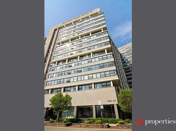 1 bed 1 bath Condo at 3410 N Lake Shore Dr Chicago, IL, 60657 is for sale at 199k - 1 of 10
