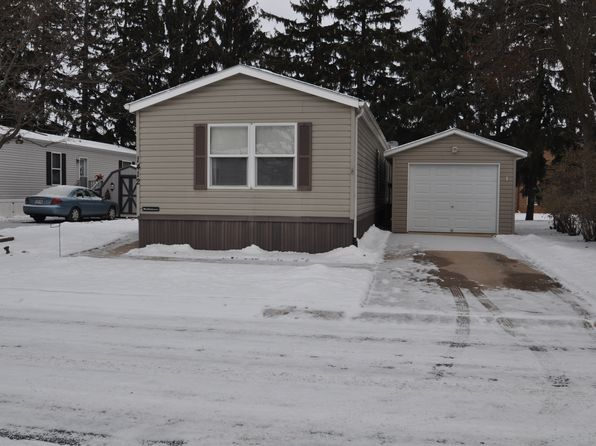 2 bed 2 bath Mobile / Manufactured at 1412 Indigo Dr Oshkosh, WI, 54902 is for sale at 39k - 1 of 12