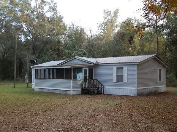 3 bed 2 bath Mobile / Manufactured at 132 SE 154TH AVE OLD TOWN, FL, 32680 is for sale at 40k - 1 of 11