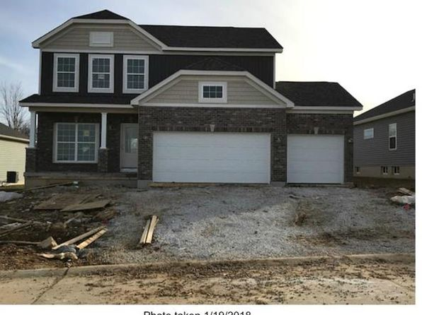 4 bed 3 bath Single Family at 827 CASPIAN DR WENTZVILLE, MO, 63385 is for sale at 290k - 1 of 4