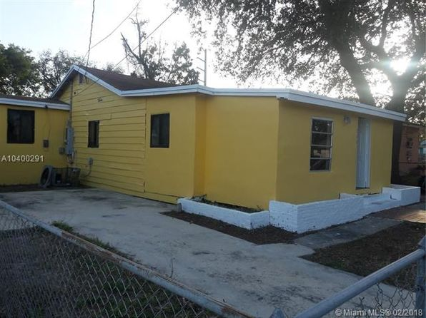 3 bed 2 bath Single Family at Undisclosed Address Miami, FL, 33127 is for sale at 149k - 1 of 18