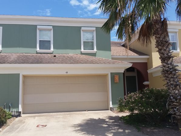 3 bed 2.5 bath Townhouse at 43 Harbor Town Pt Isabel, TX, 78578 is for sale at 287k - 1 of 10