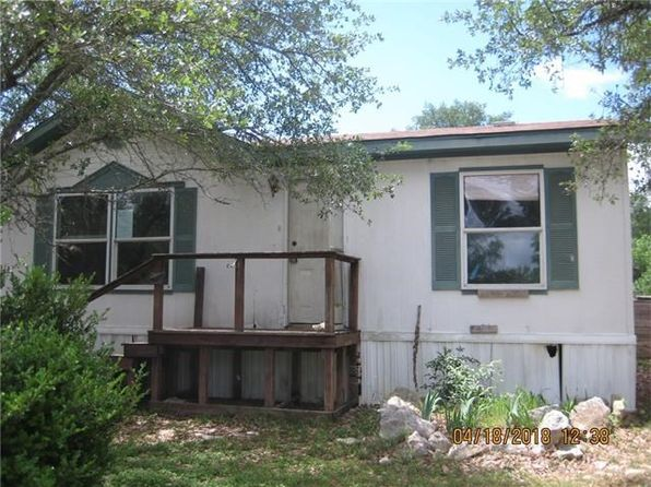 3 bed 2 bath Mobile / Manufactured at 2420 County Road 282 Leander, TX, 78641 is for sale at 70k - 1 of 23