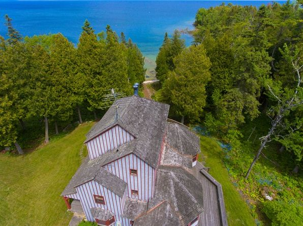 4 bed 3 bath Single Family at 9842 Marshalls Point Lake Rd Sister Bay, WI, 54234 is for sale at 1.40m - 1 of 46