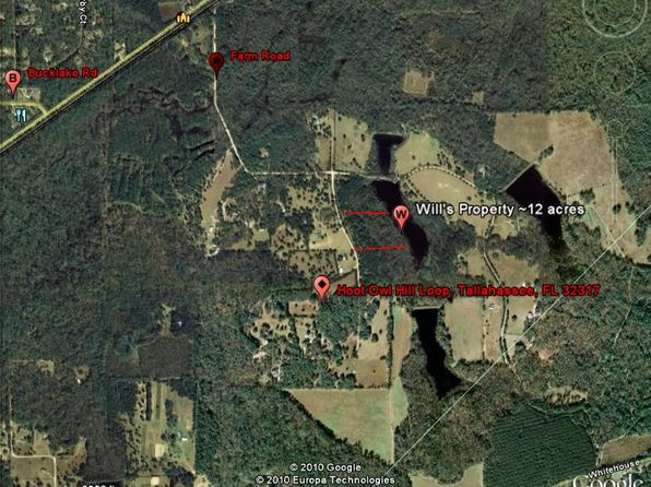 null bed null bath Vacant Land at  Hoot Owl Hl Tallahassee, FL, 32317 is for sale at 180k - google static map