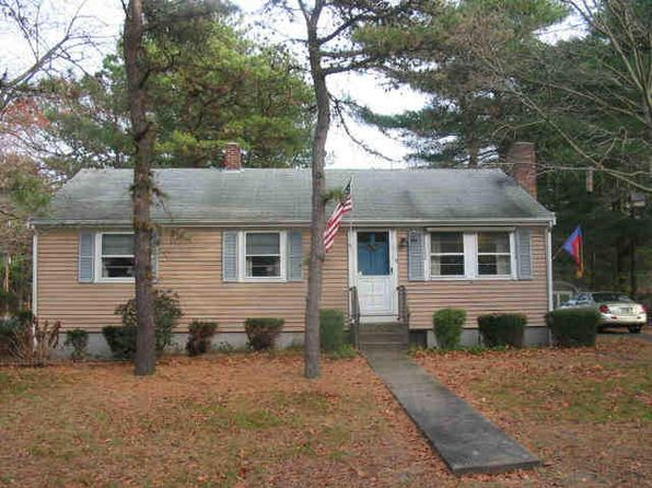 3 bed 1 bath Single Family at 18 Willard St Wareham, MA, 02571 is for sale at 230k - google static map